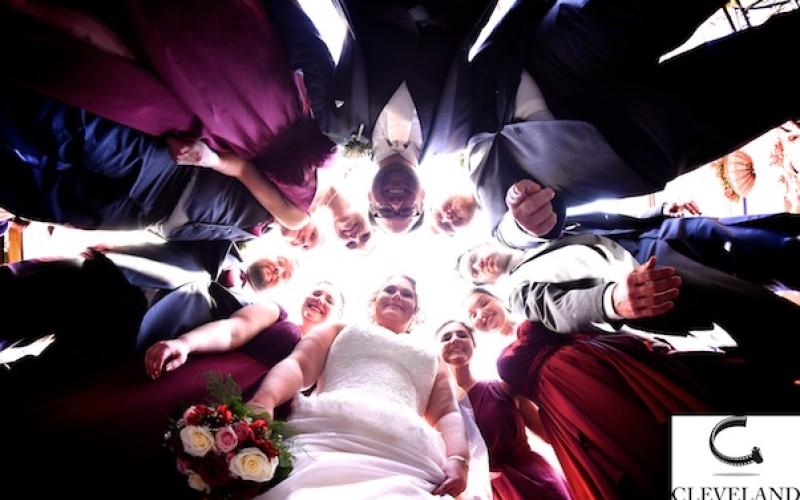 St Paul Hellenic Center wedding for  Mark and Kathryn