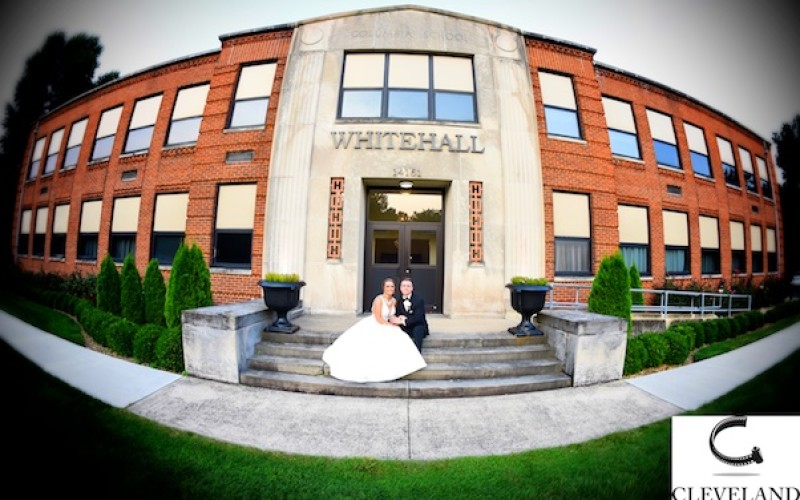 Whitehall Columbia wedding for Brooke and Andrew