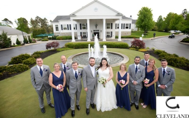 Westwood country club rocky river Ohio for Jennifer & Kevin