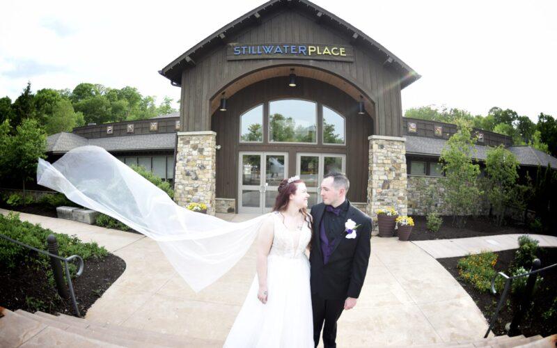 Stillwater place Cleveland zoo Ohio wedding for Marianna & Robert