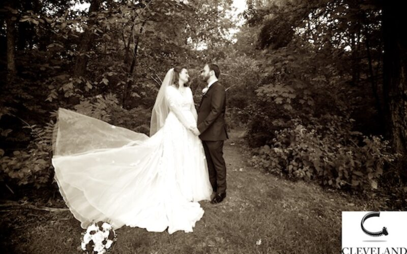 Avon Isle Park wedding for Emily & Zach