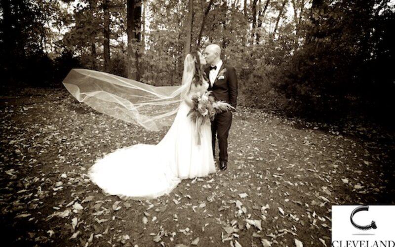 Brookshire country club Columbus  Ohio wedding for Vittoria & Dan