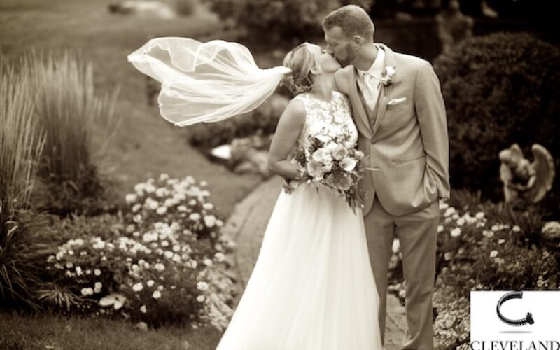 Michaud's Strongsville Ohio wedding for Sarah & Kevin