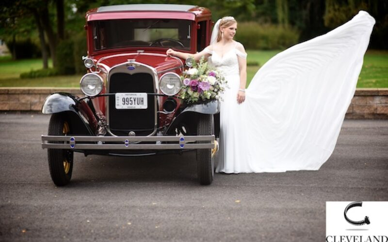 Landerhaven Ohio wedding for Madeline & Joseph