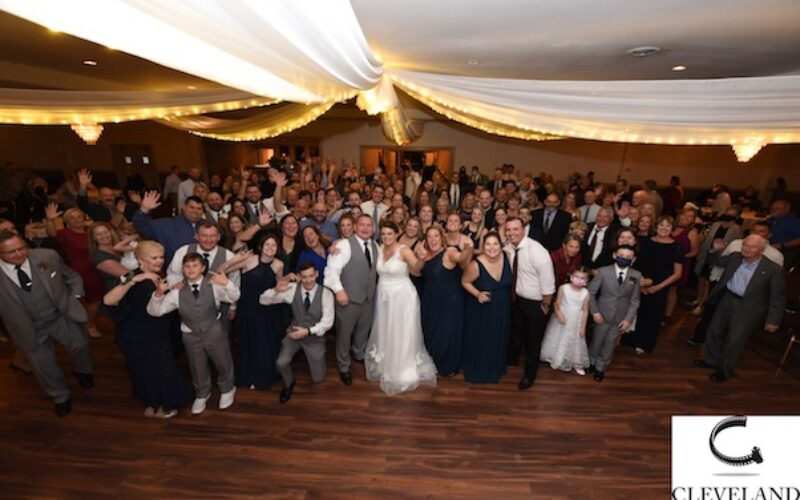 Ahern's Banquet Center Avon Ohio for Ashley & Owen